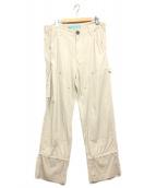 MUZE(ミューズ)の古着「Double Knee Painter Pants」|グレー