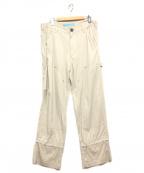 MUZE(ミューズ)の古着「Double Knee Painter Pants」 グレー