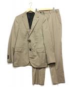 simplicite plus(シンプリシテプラス)の古着「セットアップスーツ」|ベージュ