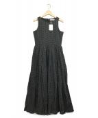 MARIHA(マリハ)の古着「夏のレディのドレスNS」 ブラック