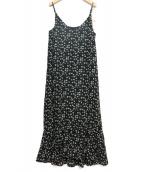 MARIHA(マリハ)の古着「潮騒のドレス」 ブラック