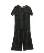 Ron Herman(ロンハーマン)の古着「コーデュロイセットアップ」|ブラック