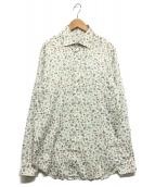 ETRO(エトロ)の古着「総柄シャツ」|ホワイト