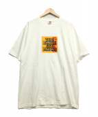 THE BLACK EYE PATCH(ザブラックアイパッチ)の古着「S/S Tシャツ」|ホワイト