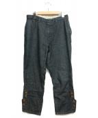 45rpm(45アールピーエム)の古着「ジョッパーデニムパンツ」|インディゴ