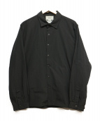 YAECA(ヤエカ)の古着「コンフォートシャツ」|チャコールグレー
