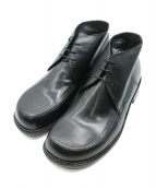 Footprints(フットプリンツ)の古着「チャッカーブーツ」|ブラック