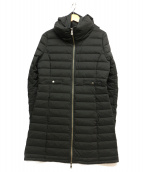 ATSURO TAYAMA(アツロフタヤマ)の古着「ダウンコート」|ブラック