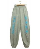 MUZE(ミューズ)の古着「TOTEM SWEAT PANTS」|グレー