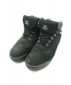 Timberland(ティンバーランド)の古着「ショートブーツ」|ブラック