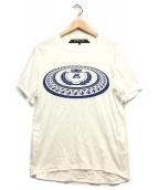 ANREALAGE(アンリアエイジ)の古着「S/S Tシャツ」|ホワイト
