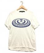 ANREALAGE(アンリアレイジ)の古着「S/S Tシャツ」|ホワイト