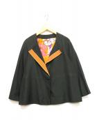 ETRO(エトロ)の古着「ジャケット」|ブラック