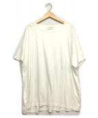 LEMAIRE(ルメール)の古着「半袖カットソー」 ホワイト