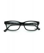 CHROME HEARTS(クロムハーツ)の古着「伊達眼鏡」|ブラック