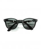 hobo(ホーボー)の古着「Folding Celluloid Glasses」|ブラック