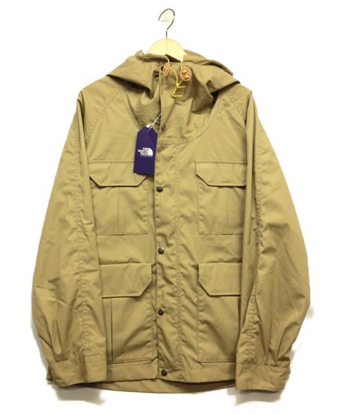 THE NORTHFACE PURPLELABEL(ザノースフェイスパープルレーベル)THE NORTHFACE PURPLELABEL (ザノースフェイスパープルレーベル) 65/35 Mountain Parka ベージュ サイズ:Lの古着・服飾アイテム