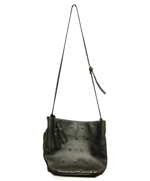 Rie miller(リエミラー)Rie miller (リエミラー) ミニポシェット ブラック 定価 18.480円の古着・服飾アイテム