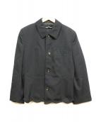 tricot COMME des GARCONS(トリコ コムデギャルソン)の古着「古着ジャケット」|ネイビー