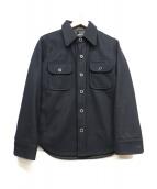 PHERROWS(フェローズ)の古着「CPOジャケット」|ネイビー