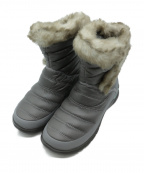THE NORTH FACE(ザ ノース フェイス)の古着「THERMOBALL MICROBAFFLE BOOTIE」 グレー