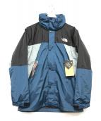 THE NORTH FACE(ザノースフェイス)の古着「XXX Triclimate Jacket」|ネイビー×グレー