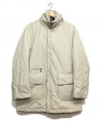 INTERMEZZO(インターメッツォ)の古着「ダウンライナー付ナイロンコート」|グレー