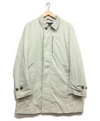 INTERMEZZO(インターメッツォ)の古着「ライナー付ナイロンコート」|グレー