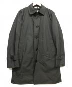 DURBAN(ダーバン)の古着「ライナー付コート」|ブラック