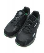 adidas(アディダス)の古着「ファルコン」|ブラック