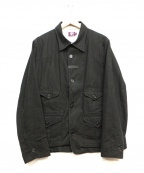 GUNG HO(ガンホー)の古着「ワークジャケット」|ブラック