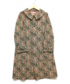 BEAMS BOY(ビームスボーイ)の古着「ゴブランコート」|マルチカラー
