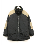WIND AND SEA(ウィンダンシー)の古着「中綿ジャケット」|ブラック
