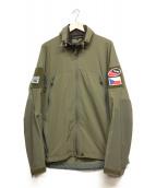 TILAK(ティラック)の古着「Noshaq MIG Jacket」|オリーブ