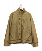 US NAVY(ユーエスネイビー)の古着「N-1 Deck Jacket」|カーキ