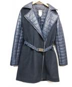 NAUTICA(ノーティカ)の古着「中綿コート」|ネイビー