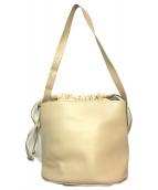 PELLICO(ペリーコ)の古着「ハンドバッグ」|グレージュ