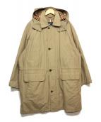 Burberrys(バーバリーズ)の古着「ダウンライナー付コート」|ベージュ