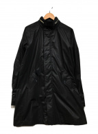 ()の古着「裏起毛ジップコート」|グレー