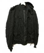 Y-3(ワイスリー)の古着「M WRNKLD JKT」|ブラック