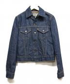 SCYEBASICS(サイベーシックス)の古着「デニムジャケット」|インディゴ