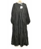 MARIHA(マリハ)の古着「エンジェルのドレス」|ブラック