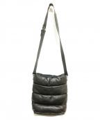 kawa-kawa(カワカワ)の古着「ショルダーバッグ」|ブラック