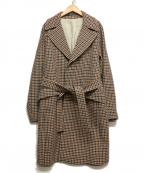 ETONNE(エトネ)の古着「ウールチェスターコート」