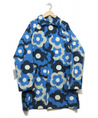 HELLY HANSEN(ヘリーハンセン)の古着「MT TINN COAT」|ブルー×ネイビー