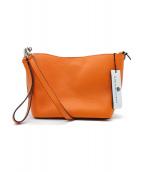 MARCO BIANCHINI(マルコ ビアンチーニ)の古着「2WAYバッグ」|オレンジ