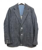 The Stylist Japan(ザスタイリストジャパン)の古着「3ピースデニムジャケット」|インディゴ