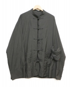 PHINGERIN(フィンガリン)の古着「カンフージャケット」|ブラック