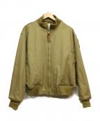 inspector(インスペクター)の古着「コンバットジャケット」|グリーン