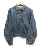 LEVIS(リーバイス)の古着「1stデニムジャケット」
